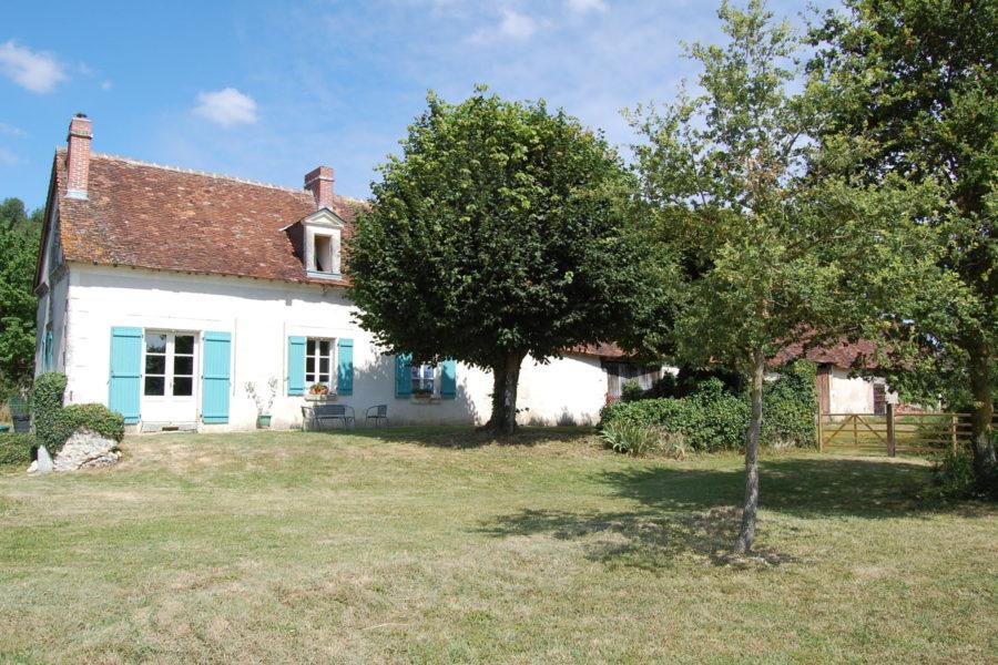 La Maison de Maître, Loire Gîte.